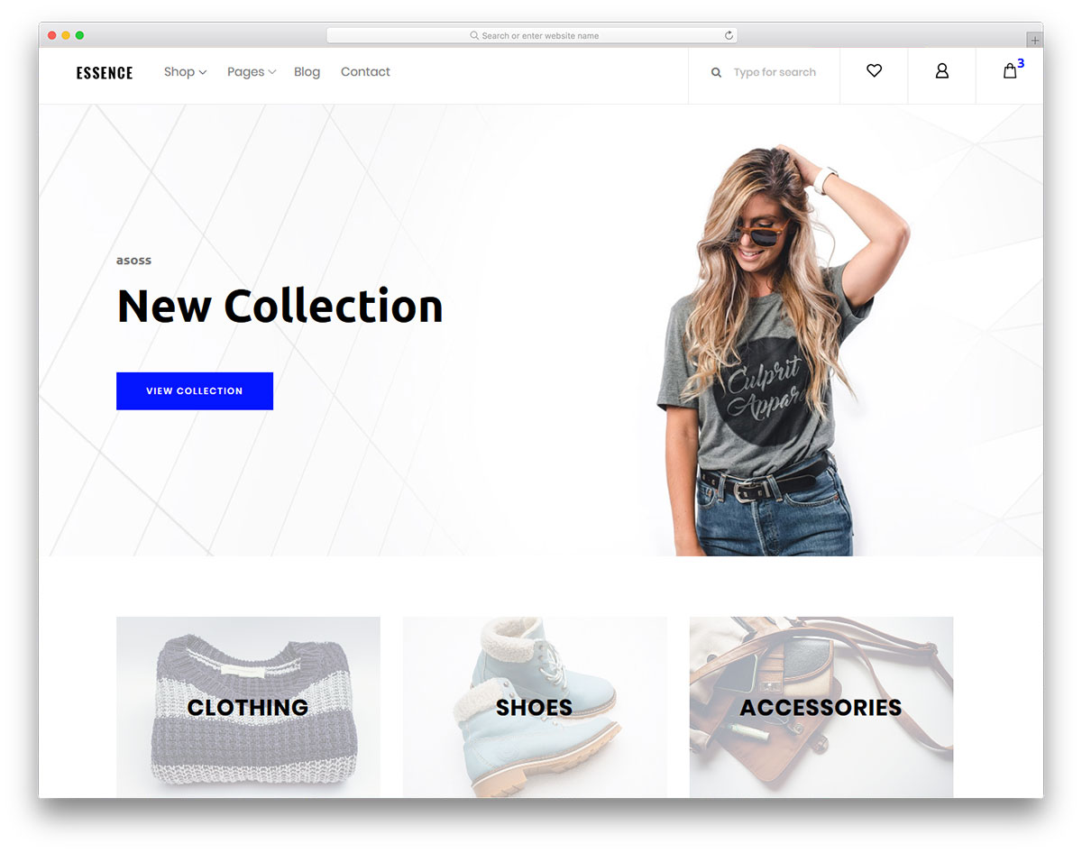 Best fashion ecommerce sites 2018 32