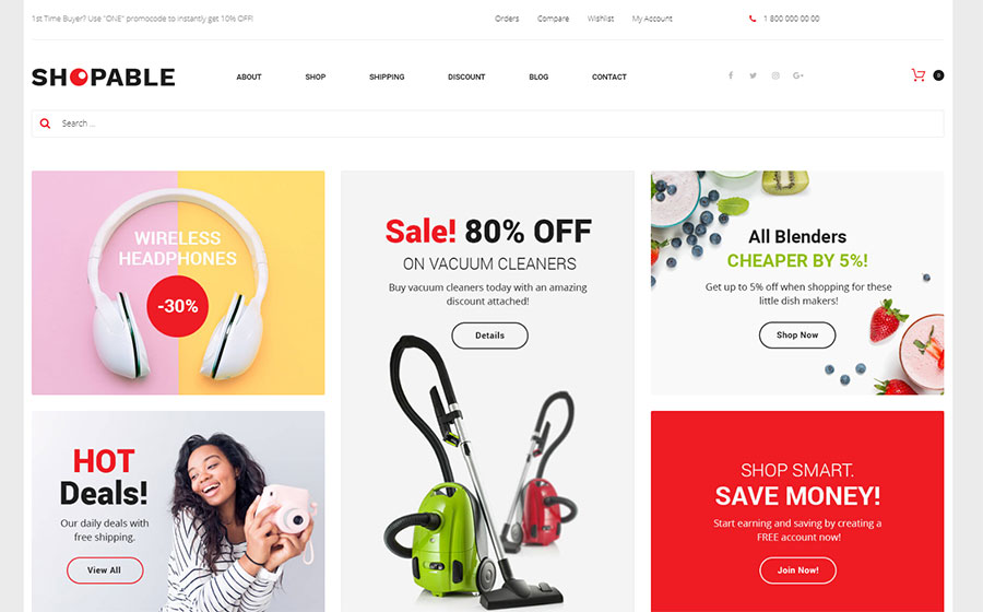 Wholesale Store WooCommerce Theme